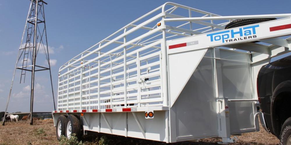 Texama Trailer Body & Welding closed trailer